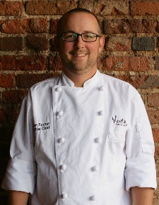 Meet our New Executive Chef