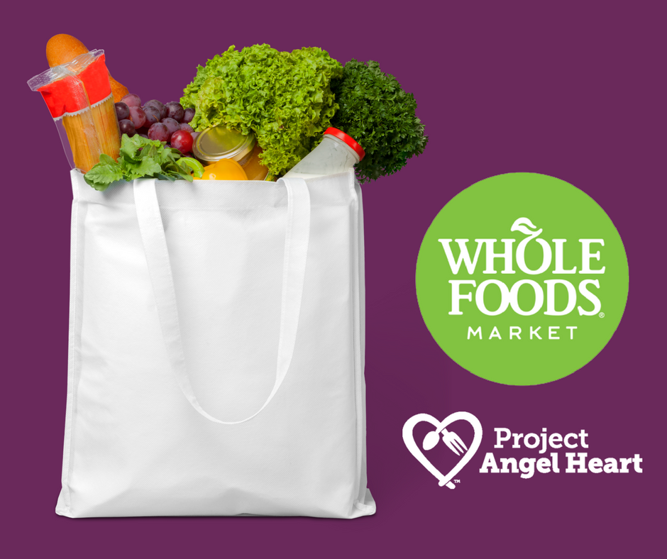 Bags Give Back @ Participating Whole Foods Locations