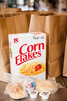 Heart-Healthy Cereal Drive