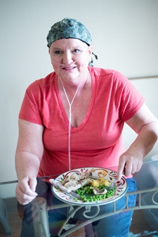 Meals Help Nine-Year Cancer Survivor Remain Independent