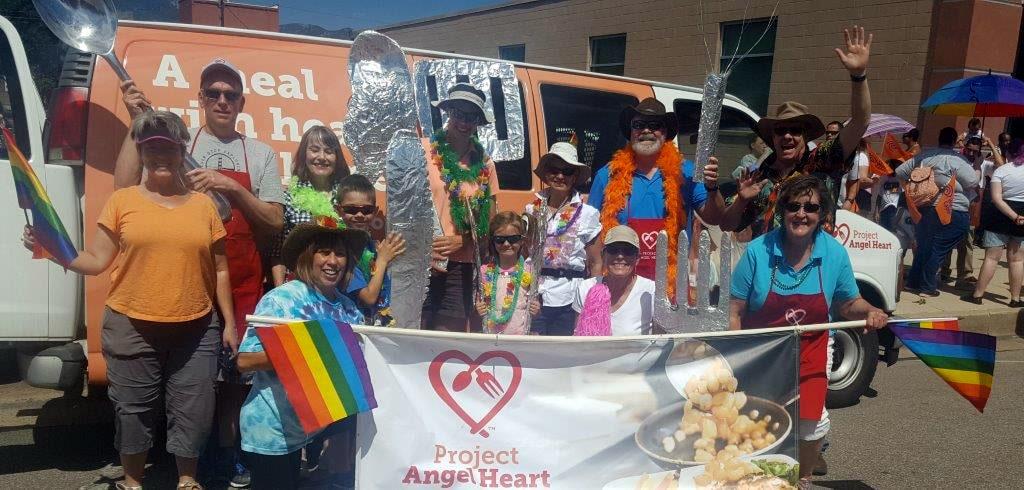 Colorado Springs PrideFest Parade @ America the Beautiful Park | Colorado Springs | Colorado | United States
