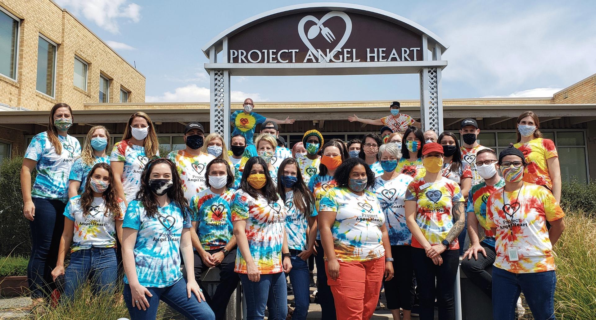 Project Angel Heart Staff
