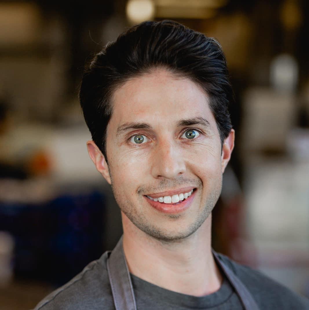 Brett Newman Project Angel Heart Executive Chef